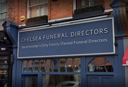 Funeral planning after death funeral director